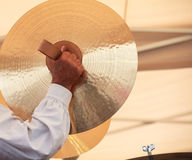 Cymbals Stock Image