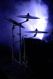Cymbals set Royalty Free Stock Images