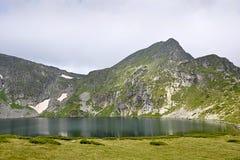 Cynaderki jezioro zdjęcie stock