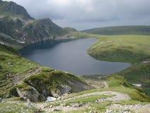 Cynaderki jezioro Obrazy Royalty Free