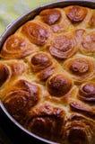 Cynamonowy chleb Fotografia Royalty Free