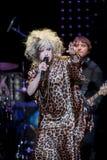 Cyndi Lauper Imagem de Stock Royalty Free