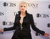 Cyndi Lauper Royalty Free Stock Image