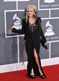 Cyndi Lauper. At the 54th Annual Grammy Awards at the Staples Centre, Los Angeles. February 12, 2012  Los Angeles, CA Picture: Paul Smith / Featureflash Stock Images