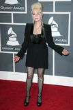 Cyndi Lauper Royalty Free Stock Photo