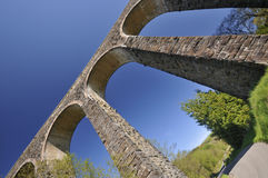 Cynghordy Viaduct Royalty Free Stock Photos