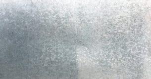 Cynk galwanizująca grunge metalu tekstura Stary galwanizujący stalowy metal tekstury tło Zakończenie galwanizujący szarość cynku  Zdjęcie Stock