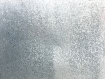 Cynk galwanizująca grunge metalu tekstura Stary galwanizujący stalowy metal tekstury tło Zakończenie galwanizujący szarość cynku  Obraz Stock