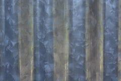 Cynkowa ściana Obrazy Royalty Free