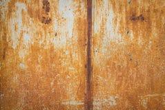 Cynkowa ściana Zdjęcia Royalty Free