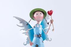 Cynkowe czarodziejskie lale royalty ilustracja