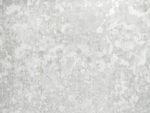 Cynkowej metal tekstury biały brzmienie dla tła Zdjęcie Stock