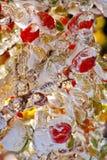 Cynorrhodons glacials Images libres de droits