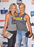 Cynthia Daniel & Brittany Daniel stock fotografie