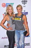 Cynthia Daniel & Brittany Daniel royalty free stock photos