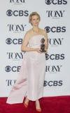 Cynthia Nixon Wins Tony Award Royalty Free Stock Photography