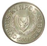 Cypern centmynt Arkivfoton