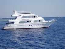 Cypern fartyg Royaltyfria Bilder
