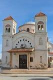 Cypern kyrka Arkivfoton