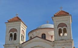Cypern kyrka Royaltyfria Foton