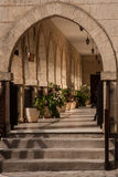 Cypern ortodoxkloster Arkivbild