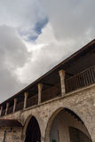 Cypern ortodoxkloster Royaltyfria Bilder