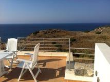 Cypern sikt Arkivbilder