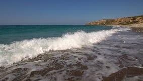Cypr Aphrodite skały zbiory wideo