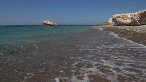 Cypr Aphrodite skały zbiory