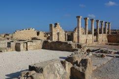 Cypr dziejowi widoki fotografia royalty free