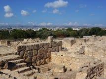 Cypr dziejowi widoki zdjęcie royalty free