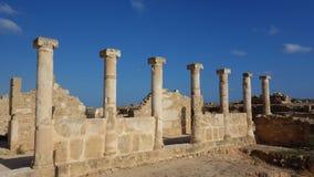 Cypr dziejowi widoki obraz royalty free