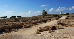 Cypr dziejowi widoki obraz stock