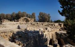 Cypr dziejowi widoki obrazy stock