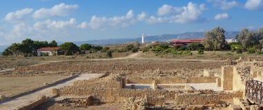 Cypr dziejowi widoki zdjęcie stock