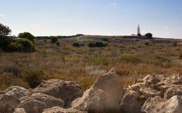 Cypr dziejowi widoki fotografia stock