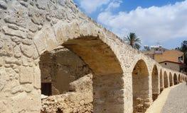 Cypr dziejowi widoki zdjęcia royalty free