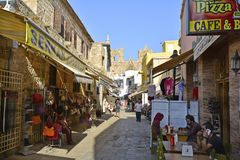 Cypr, Famagusta fotografia stock
