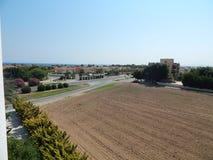 Cypr Larnaka podróż Obrazy Royalty Free