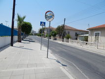 Cypr Larnaka podróż Zdjęcia Royalty Free
