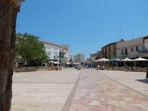 Cypr Larnaka podróż Zdjęcie Stock