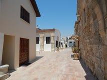 Cypr Larnaka podróż Zdjęcia Stock