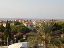 Cypr Larnaka podróż Zdjęcie Royalty Free