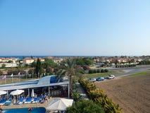 Cypr Larnaka podróż Obraz Royalty Free