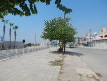 Cypr Larnaka podróż Obrazy Stock