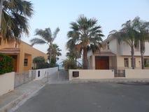 Cypr Larnaka wakacje Zdjęcie Stock