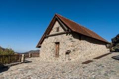 Cypr Ortodoksalny kościół Zdjęcia Stock