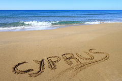 Cypr Obrazy Stock