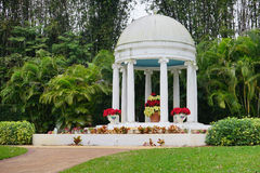 The Cypress Garden in legoland florida Stock Photography