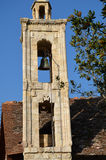 Cypriot Orthodox church steeple stone Royalty Free Stock Images
